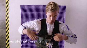 Purple Mattress TV Spot, 'Human Egg Drop Test: Free Sheets' - Thumbnail 3