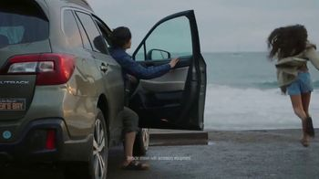 Subaru A Lot to Love Event TV Spot, 'Never Too Early' Song by Julie Doiron - Thumbnail 6