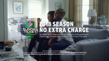 DIRECTV NFL Sunday Ticket TV Spot, 'Squeaky Clean' - Thumbnail 9