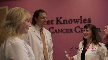 MD Anderson Cancer Center TV Spot, 'Francheska Vargas' - Thumbnail 5