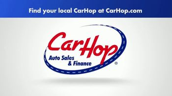 CarHop Auto Sales & Finance TV Spot, 'Credit Problems?' - Thumbnail 6