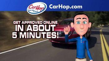 CarHop Auto Sales & Finance TV Spot, 'Credit Problems?' - Thumbnail 4