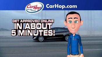 CarHop Auto Sales & Finance TV Spot, 'Credit Problems?' - Thumbnail 5