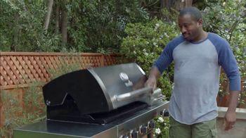 Lowe's TV Spot, 'Good Backyard: Kobalt Push Mower' - Thumbnail 8