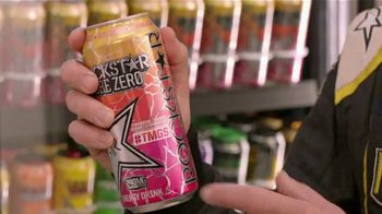 AmPm Rockstar Pure Zero TMGS TV Spot, 'TMGS' Featuring Tanner Foust - Thumbnail 5