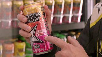 AmPm Rockstar Pure Zero TMGS TV Spot, 'TMGS' Featuring Tanner Foust - Thumbnail 6
