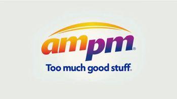AmPm Rockstar Pure Zero TMGS TV Spot, 'TMGS' Featuring Tanner Foust - Thumbnail 9
