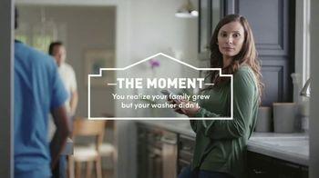 Lowe's TV Spot, 'Laundry Moment: 30 Percent' - Thumbnail 3