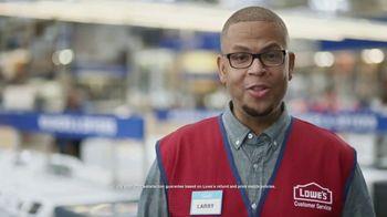 Lowe's TV Spot, 'Laundry Moment: 30 Percent' - Thumbnail 6
