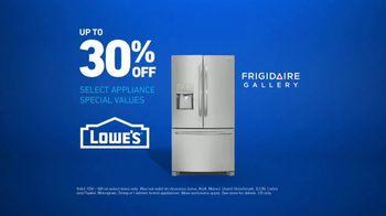 Lowe's TV Spot, 'Laundry Moment: 30 Percent' - Thumbnail 8