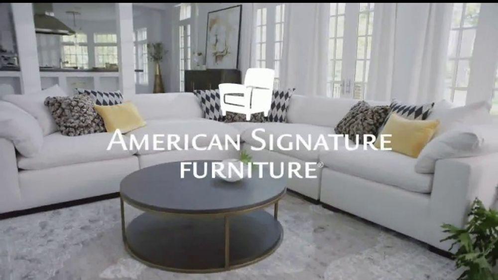 Tremendous American Signature Furniture Tv Commercial Special Financing Video Inzonedesignstudio Interior Chair Design Inzonedesignstudiocom