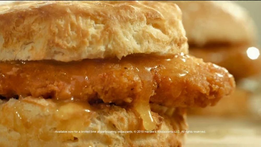 Hardee's Honey Butter Biscuits TV Commercial, 'Real'