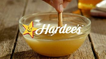 Hardee's Honey Butter Biscuits TV Spot, 'Real' - Thumbnail 1