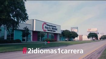 Sistema Universitario Ana G. Méndez TV Spot, 'Dos idiomas' [Spanish] - Thumbnail 5