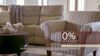 La-Z-Boy Anniversary Sale TV Spot, 'Favorite Spot: No Interest' - Thumbnail 7