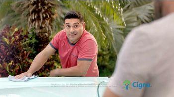 Cigna TV Spot, 'Cuidar el auto' con Carlos Ponce [Spanish] - Thumbnail 1