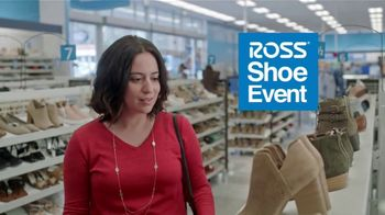 Ross Shoe Event TV Spot, 'Get the Shoes You Want'