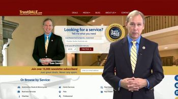 TrustDale.com TV Spot, 'We Never Require Your Personal Info' - Thumbnail 6