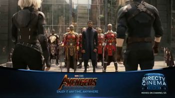 DIRECTV Cinema TV Spot, 'Marvel Avengers: Infinity War' - Thumbnail 3