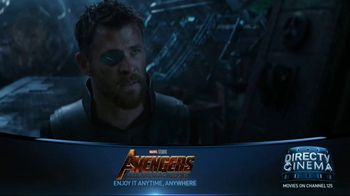 DIRECTV Cinema TV Spot, 'Marvel Avengers: Infinity War' - Thumbnail 4