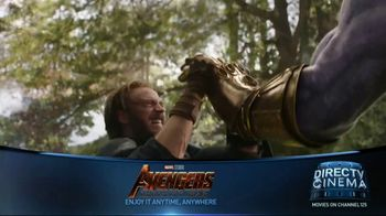DIRECTV Cinema TV Spot, 'Marvel Avengers: Infinity War' - Thumbnail 5
