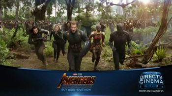 DIRECTV Cinema TV Spot, 'Marvel Avengers: Infinity War' - Thumbnail 7