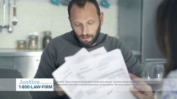 1-800-LAW-FIRM TV Spot, 'After an Auto Accident' - Thumbnail 1