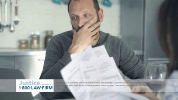 1-800-LAW-FIRM TV Spot, 'After an Auto Accident' - Thumbnail 2