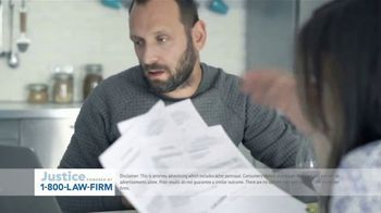 1-800-LAW-FIRM TV Spot, 'After an Auto Accident' - Thumbnail 5