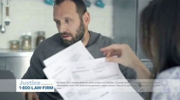 1-800-LAW-FIRM TV Spot, 'After an Auto Accident' - Thumbnail 6