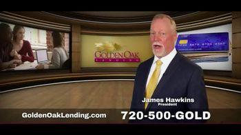 Golden Oak Lending TV Spot, 'Stop Wasting Money'