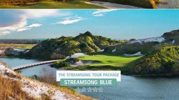 GolfAdvisor.com Streamsong Resort Sweepstakes TV Spot, 'Tour Package'