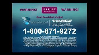 Injury Help Desk TV Spot, 'Essure Birth Control Implant' - Thumbnail 6