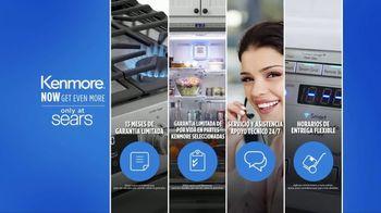 Sears TV Spot, 'Obtén más en tu ocupada vida con Kenmore' [Spanish] - Thumbnail 3