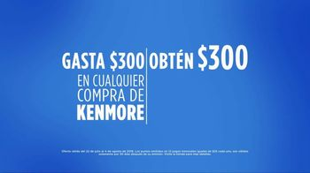 Sears TV Spot, 'Obtén más en tu ocupada vida con Kenmore' [Spanish] - Thumbnail 4