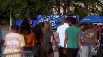 ABC TV Spot, 'So Northwest American Idol Auditions' - Thumbnail 5