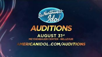 ABC TV Spot, 'So Northwest American Idol Auditions' - Thumbnail 8
