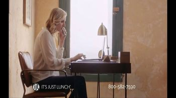 It's Just Lunch TV Spot, 'Not a Dating App' - Thumbnail 4
