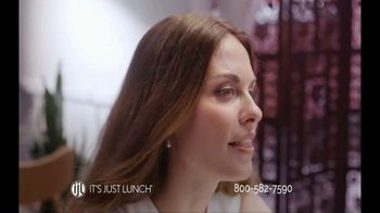 It's Just Lunch TV Spot, 'Not a Dating App' - Thumbnail 7