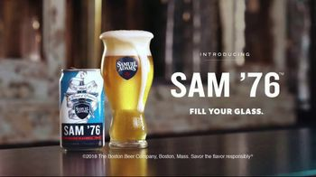 Samuel Adams Sam '76 TV Spot, 'The Next Revolution' - Thumbnail 8