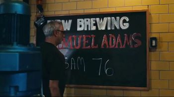 Samuel Adams Sam '76 TV Spot, 'The Next Revolution' - Thumbnail 5
