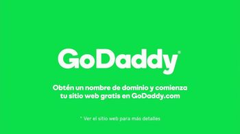GoDaddy TV Spot, 'Idea real' con Danica Patrick [Spanish] - Thumbnail 9
