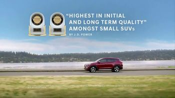 Hyundai Epic Summer Sales Event TV Spot, 'Take Notice'