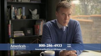 America's Healthcare Advisors TV Spot, 'The Coverage You Deserve' - Thumbnail 1