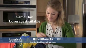 America's Healthcare Advisors TV Spot, 'The Coverage You Deserve' - Thumbnail 8