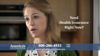 America's Healthcare Advisors TV Spot, 'The Coverage You Deserve' - Thumbnail 2