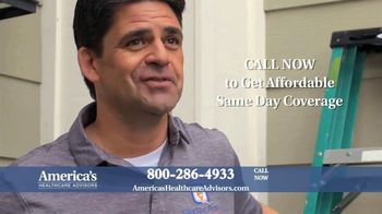 America's Healthcare Advisors TV Spot, 'The Coverage You Deserve' - Thumbnail 4