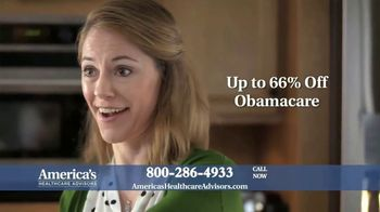 America's Healthcare Advisors TV Spot, 'The Coverage You Deserve' - Thumbnail 5