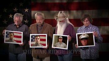 The American Legion TV Spot, 'PTSD' Featuring The Oak Ridge Boys