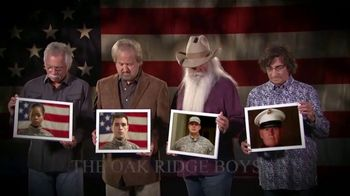 The American Legion TV Spot, 'PTSD' Featuring The Oak Ridge Boys